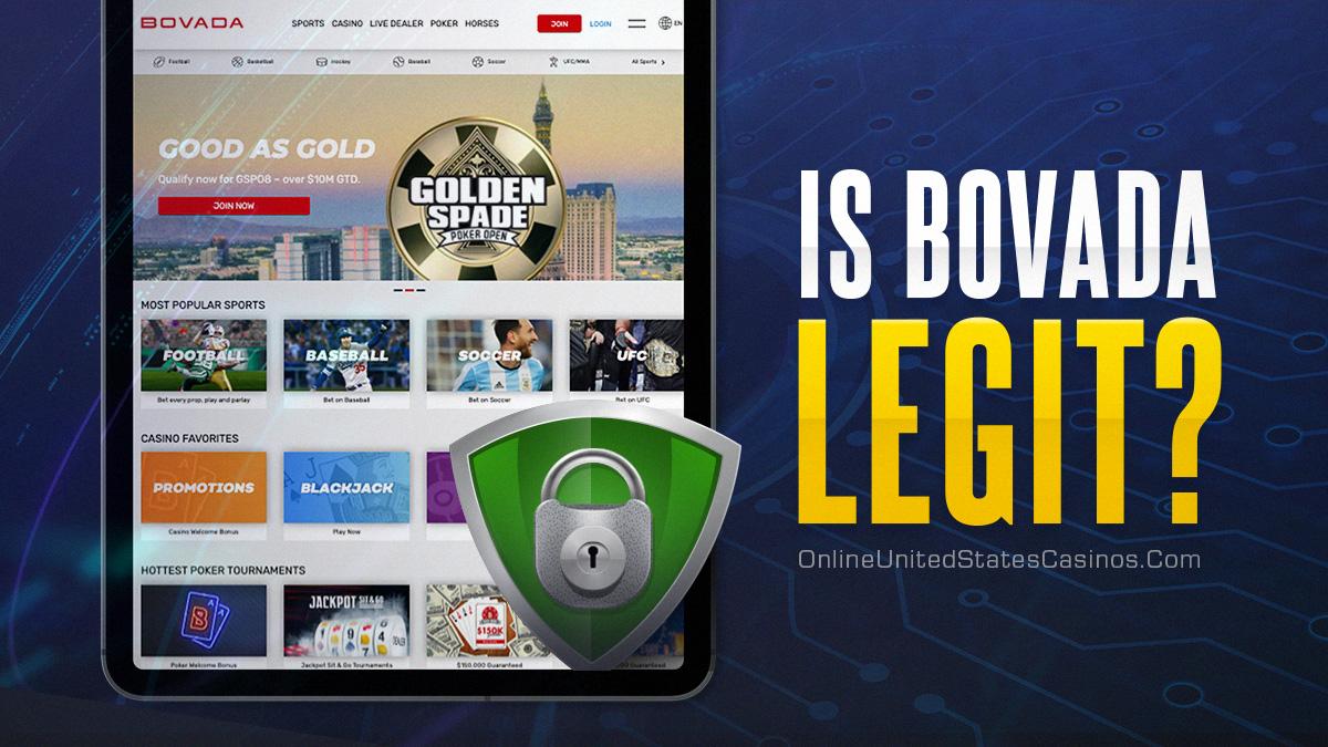 законно ли онлайн-казино bovada?