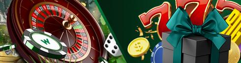 бонус за заголовок wild casino