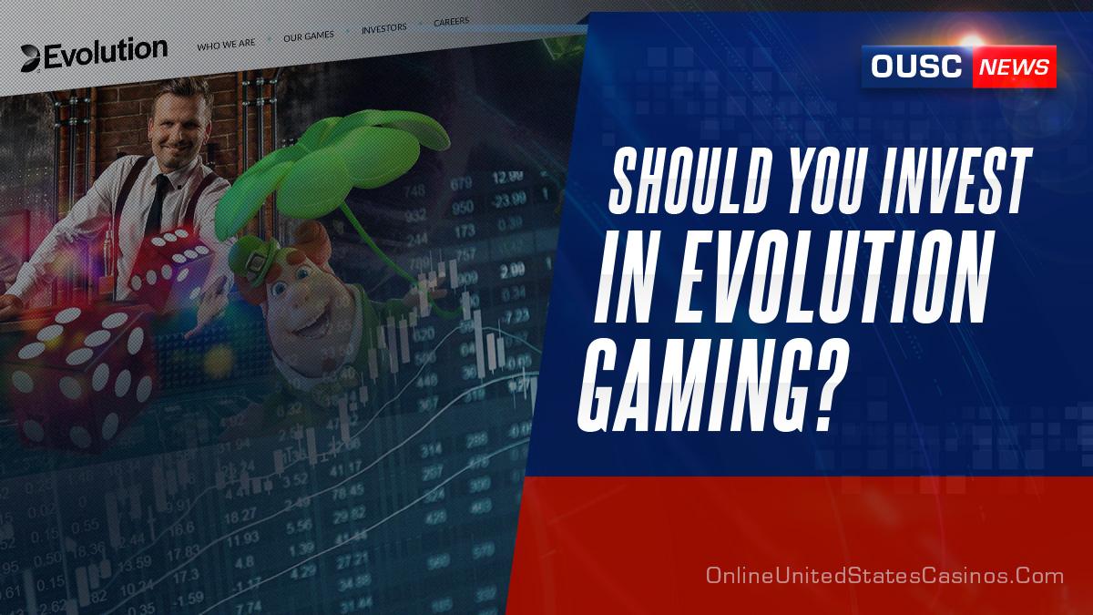 инвестиции в evolution gaming