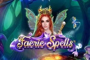 онлайн-слот faerie spells