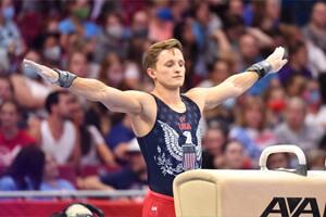 альтернативный олимпийский гимнаст сша аллан бауэр
