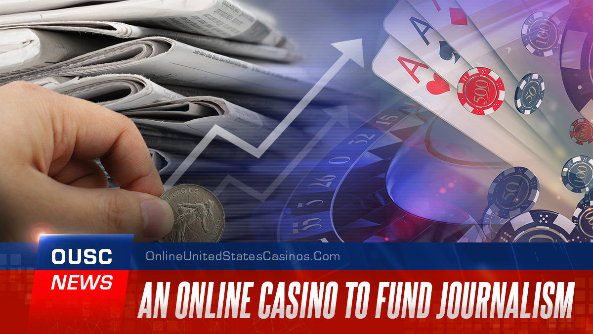 онлайн-казино для финансирования журналистики