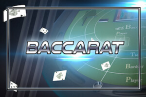 логотип онлайн-казино baccarat
