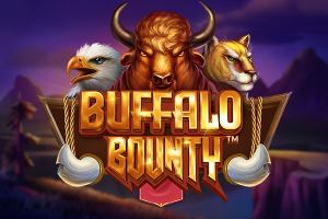 логотип онлайн-слота buffalo bounty