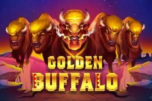логотип онлайн-слота golden buffalo