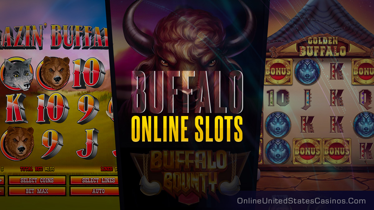 слоты buffalo онлайн
