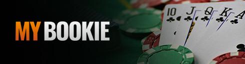 логотип mybookie в заголовке