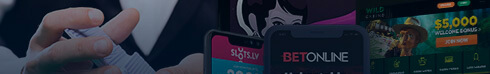 баннер мобильного казино в реальном времени