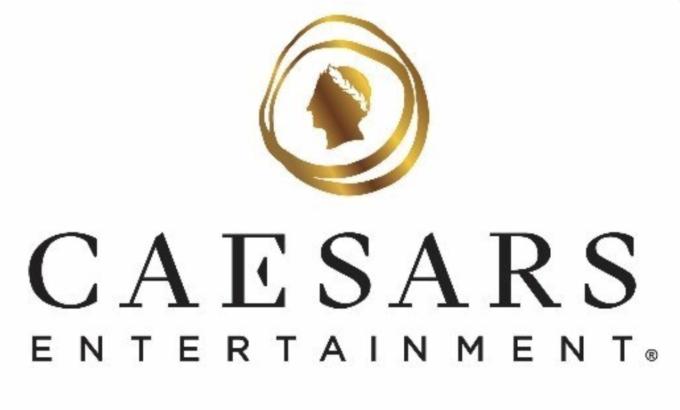 логотип caesars entertainment