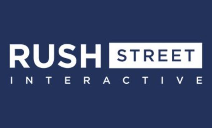rush street интерактивный логотип